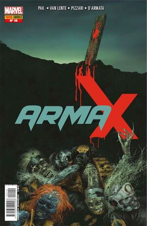 ARMA X 19