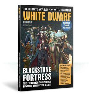 WHITE DWARF ENGLISH 2016/2017/2018/2019/2020
