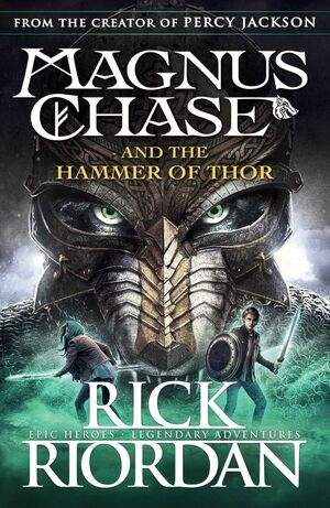 MAGNUS CHASE AND THE HAMMER OF THOR 2