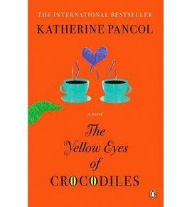 THE YELLOW EYES OF THE CROCODILES