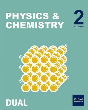 INICIA PHYSICS & CHEMISTRY 2.º ESO. STUDENT'S BOOK