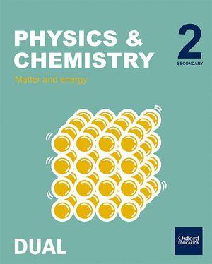 INICIA PHYSICS & CHEMISTRY 2.º ESO. STUDENT'S BOOK. VOLUME 1