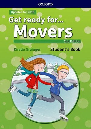 GET READY FOR MOVERS. STUDENT'S BOOK 2ND EDITION