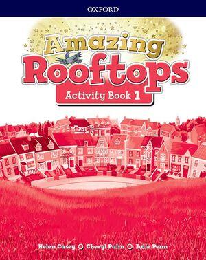 AMAZING ROOFTOPS 1. ACTIVITY BOOK