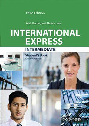 INTERNATIONAL EXPRESS INTERMEDIATE. STUDENT'S BOOK PACK 3RD EDITION (ED.2019)