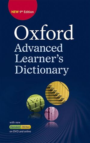 OXFORD ADVANCED LEARNER'S DICTIONARY HARDBACK + DVD + PREMIUM ONLINE ACCESS CODE