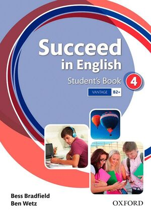 SUCCEED IN ENGLISH 4. STUDENT'S BOOK