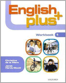 ENGLISH PLUS 1. WORKBOOK SPANISH PACK (ES)