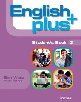 ENGLISH PLUS 3. STUDENT'S BOOK