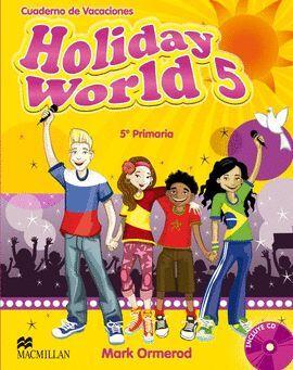 HOLIDAY WORLD 5 AB PK CAST