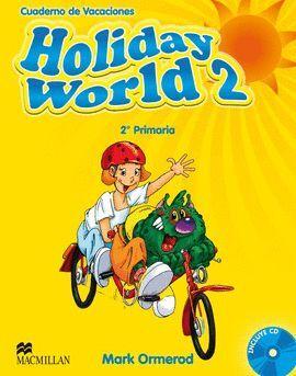 HOLIDAY WORLD 2 AB PK CAST