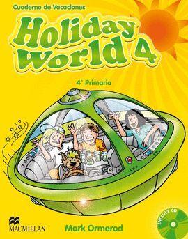 HOLIDAY WORLD 4 AB PK CAST