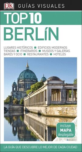 GUÍA VISUAL TOP 10 BERLÍN