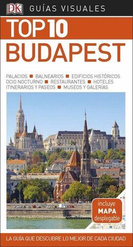 GUÍA VISUAL TOP 10 BUDAPEST