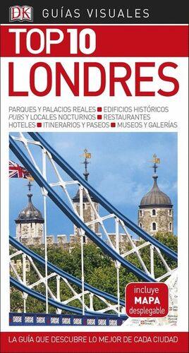 GUÍA VISUAL TOP 10 LONDRES