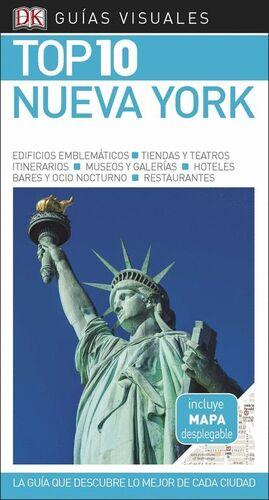 GUÍA VISUAL TOP 10 NUEVA YORK