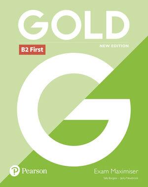 GOLD B2 FIRST NEW 2018 EDITION EXAM MAXIMISER