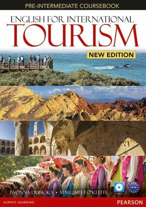 ENGLISH FOR INTERNATIONAL TOURISM PRE-INTERMEDIATE NEW EDITION COURSEBOOK AND DV