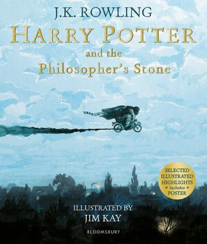 HARRY POTTER AND THE PHILOSOPHER?S STONE