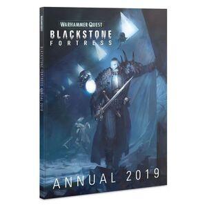 BLACKSTONE FORTRESS: ANNUAL 2019 (ESP)