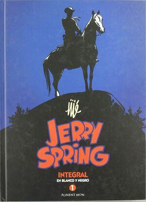 JERRY SPRING INTEGRAL VOL 1