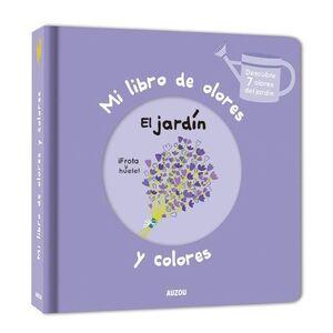 LIBRO DE OLORES, EL JARDIN