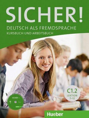 SICHER C1.2 KURSB.U.ARB.+CD (AL./EJ.+CD)