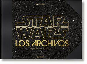 ARCHIVOS DE STAR WARS 1977 1983,LOS