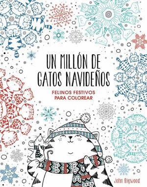 UN MILLÓN DE GATOS NAVIDEÑOS
