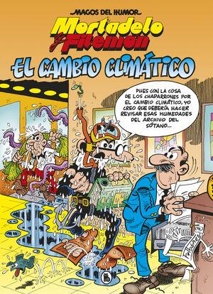 EL CAMBIO CLIMÁTICO (MAGOS DEL HUMOR 211)