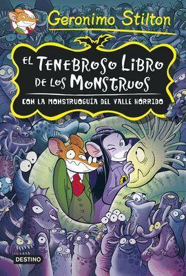 EL TENEBROSO LIBRO DE LOS MONSTRUOS