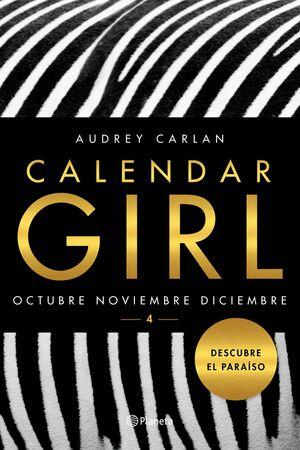 CALENDAR GIRL 4