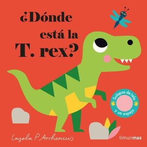 ¿DÓNDE ESTÁ LA T. REX