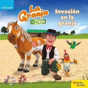 LA GRANJA DE ZENÓN. INVASIÓN EN LA GRANJA