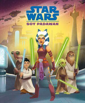 STAR WARS. SOY PADAWAN