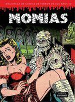 MOMIAS BIBLIOTECA COMICS DE TERROR AÑOS 50 VOLUMEN 4
