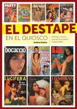 DESTAPE EN EL QUIOSCO,EL