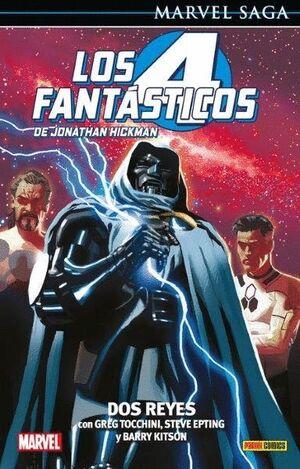 LOS 4 FANTASTICOS DE JONATHAN HICKMAN 05: DOS REYES
