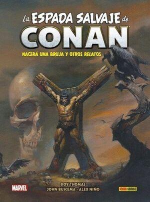 BIBLIOTECA CONAN. LA ESPADA SALVAJE DE CONAN 03