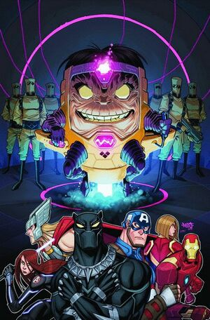 MARVEL ACTION. LOS VENGADORES 03: THE FEAR EATERS