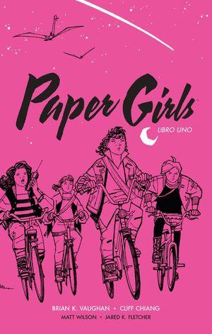 PAPER GIRLS (INTEGRAL) Nº01/02