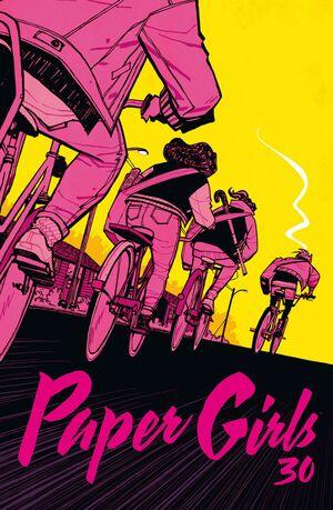 PAPER GIRLS Nº30/30