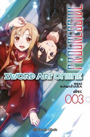 SWORD ART ONLINE PROGRESSIVE Nº03/06 (NOVELA)