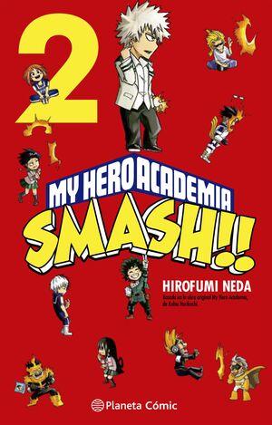 MY HERO ACADEMIA SMASH Nº 02/05