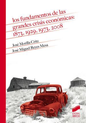 FUNDAMENTOS DE LAS GRANDES CRISIS ECONOMICAS