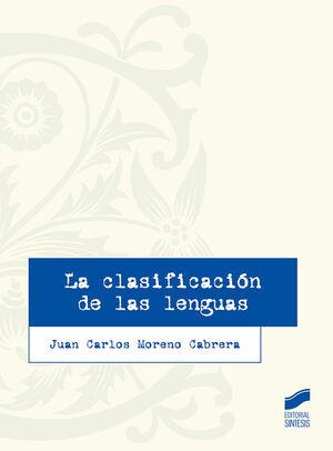 LA CLASIFICACION DE LAS LENGUAS