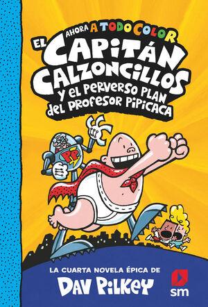 CC04 CAPIT CALZONCILLOS PROFESOR PIPICAC