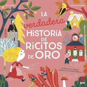 LA VERDADERA HISTORIA DE RICITOS DE ORO