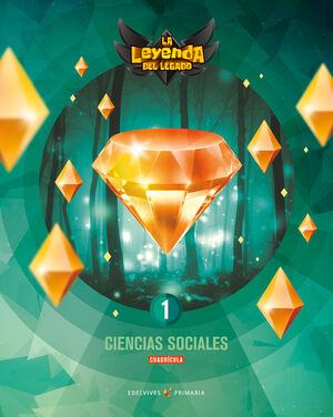 PROYECTO: LA LEYENDA DEL LEGADO. CIENCIAS SOCIALES 1. CUADRÍCULA