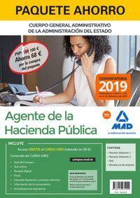 COMPRA ANTICIPADA PAQUETE AHORRO AGENTES DE LA HACIENDA PÚBLICA. AHORRA 68 ? (IN